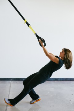 TRX for wellness program